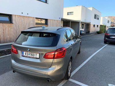 gebraucht BMW 220 2er-Reihe d xDrive Acitve Tourer F45 Kombi / Family Van