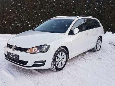 gebraucht VW Golf Variant Comfortline 1,6 TDI DSG NAVI, TEL, ACC, MFL Kombi / Family Van