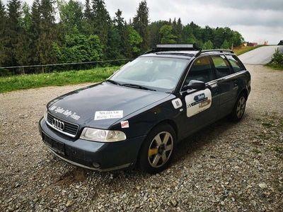 gebraucht Audi A4 2.8l Quattro Kombi / Family Van