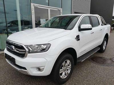 gebraucht Ford Ranger Doppelkabine Limited SONDERPREIS € 27.490,- Netto Lim