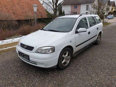 gebraucht Opel Astra Caravan Comfort DTI Ds.