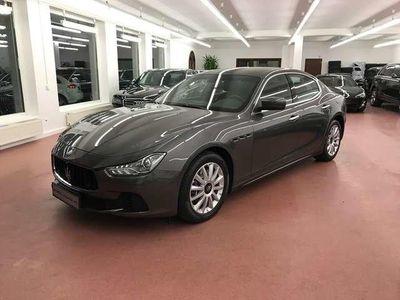 gebraucht Maserati Ghibli Diesel, Erstbesitz, Servicegepflegt, top Zustand Limousine