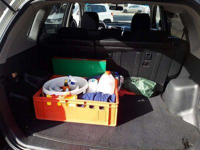 gebraucht Hyundai Tucson 2,0 CRDI VGT 4WD SUV / Geländewagen