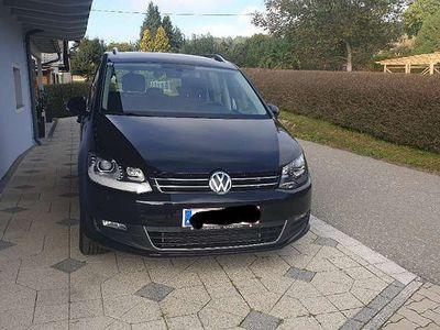 gebraucht VW Sharan 2.0 Tdi Kombi / Family Van