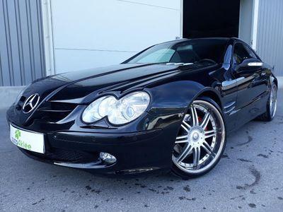 gebraucht Mercedes SL500 Roadster Aut. Topzustand,wenig km