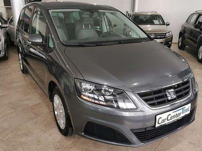 gebraucht Seat Alhambra Business 2,0 TDI CR DSG Kombi / Family Van