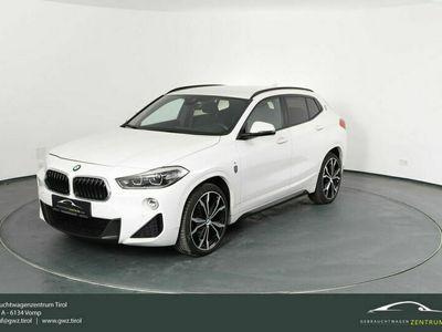 gebraucht BMW X2 xDrive20d M Sport BUSINESS PAK AHK MEGAVOLL