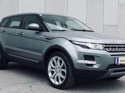 gebraucht Land Rover Range Rover evoque Pure Tech 2,2 TD4 Aut.