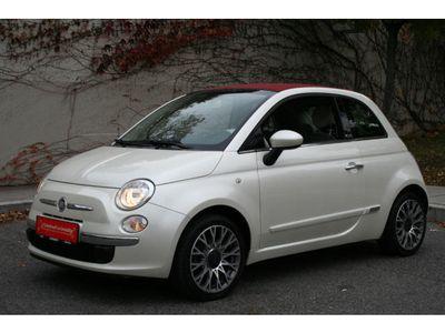gebraucht Fiat 500C 1,2**Cabrio**Garagengepfelgt**Nur 22.000km**