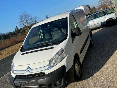 gebraucht Citroën Jumpy 1.6 HDI 90PS 3Sitzer