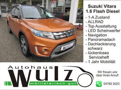 gebraucht Suzuki Vitara 1,6 DDiS 4WD GLX Flash