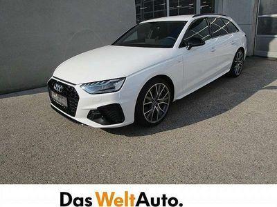 gebraucht Audi A4 Avant 40 TDI quattro S line Kombi / Family Van