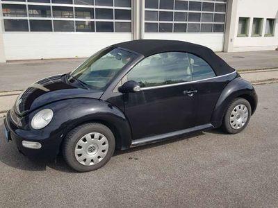 gebraucht VW Beetle Cabriolet Leder 1,9 TDI