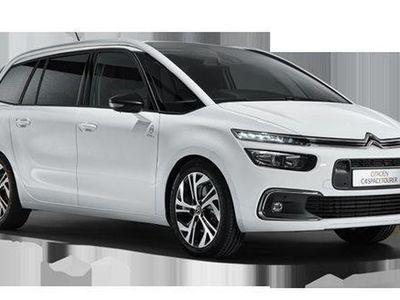 gebraucht Citroën C4 SpaceTourer C4 Spacetourer GrandBlueHDI 130 S&S EAT8 Feel ... Kombi / Family Van,