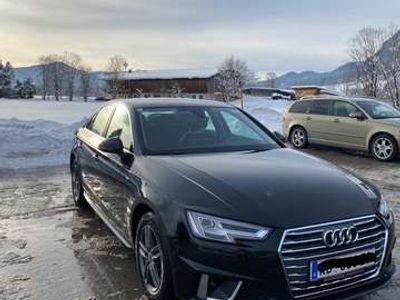 gebraucht Audi A4 35 TFSI S-Line
