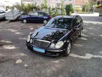 gebraucht Mercedes E320 E-KlasseCDI Kombi / Family Van