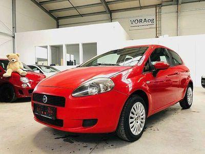 gebraucht Fiat Grande Punto 1,2 Dynamic *PICKERL NEU, KLIMA*