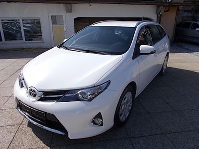 used Toyota Auris TS 1,6 Valvematic Active
