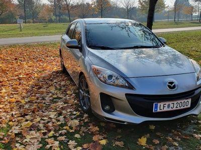 gebraucht Mazda 3 Sport CD116 TX