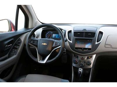 gebraucht Chevrolet Trax 1,7 TD LT Aut.
