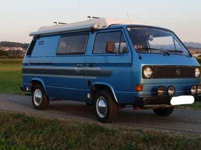 gebraucht VW T3 Münnich Camping