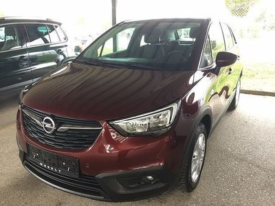 gebraucht Opel Crossland X 1,6 CDTI BlueInjection Editon Start/Stop System