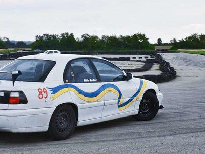 gebraucht Opel Omega Driftfahrzeug Limousine