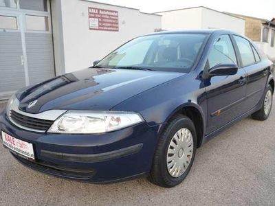 gebraucht Renault Laguna Authentique 1,9 dCi Ds.