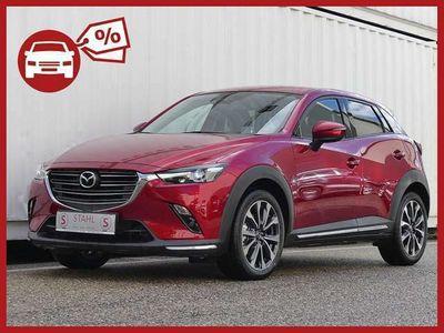 gebraucht Mazda CX-3 G121 Revolution AUTO STAHL WIEN 21