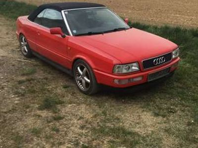 gebraucht Audi Cabriolet 1,9 TDI