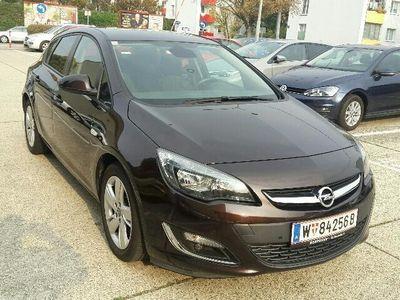 gebraucht Opel Astra 1.7 CDTI DPF ecoFLEX Start/Stop Edition