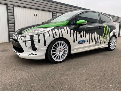 gebraucht Ford Fiesta Monster Edition 1,6