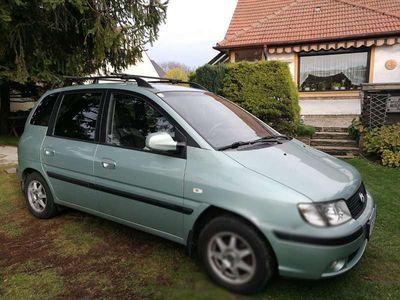 gebraucht Hyundai Matrix 1.6 Klein-/ Kompaktwagen