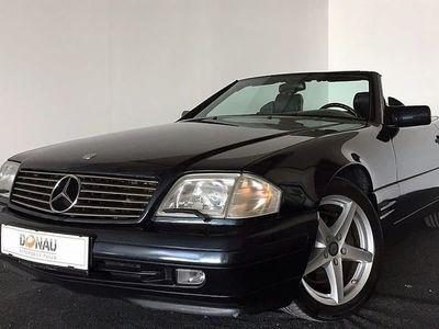 gebraucht Mercedes SL500 Roadster Aut. * Facelift * Extras