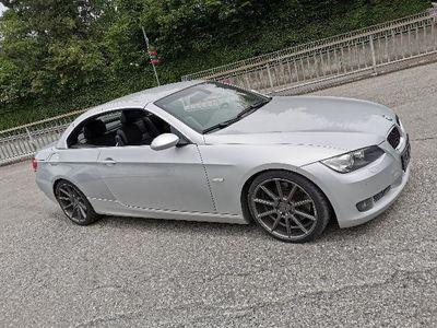 gebraucht BMW 335 Cabriolet 3er-Reihe Finanzierung möglich..!
