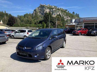 gebraucht Mitsubishi Grandis EXPORT Invite 2,0 L DI-D Kombi / Family Van