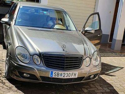 gebraucht Mercedes E280 E-KlasseLimousine