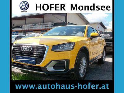 gebraucht Audi Q2 1,6 TDI Design SUV / Geländewagen,