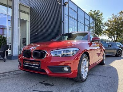 gebraucht BMW 114 d Advantage