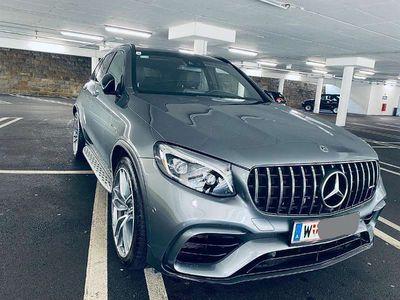 gebraucht Mercedes GLC63 AMG AMG 4matic + Command SUV / Geländewagen