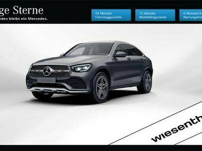 gebraucht Mercedes GLC220 d Coupe 4MATIC Au