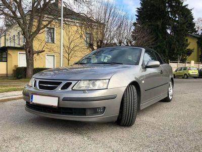 gebraucht Saab 9-3 Cabriolet Vector 2.0 T Cabrio / Roadster