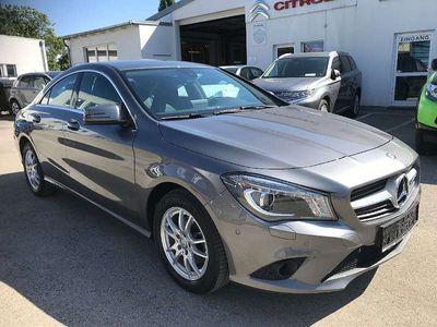 gebraucht Mercedes CLA180 CLA-Klassed Aut. Sportwagen / Coupé,