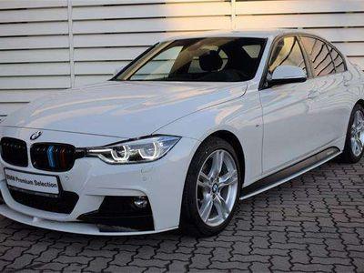 gebraucht BMW 320 3er-Reihe d M Sport Aut. Limousine