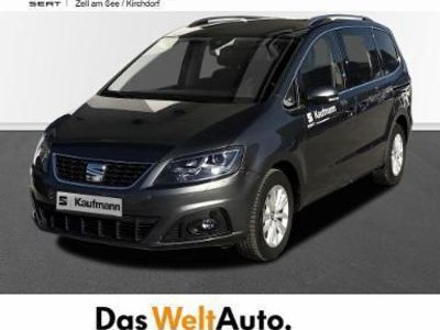 used Seat Alhambra Xcellence TDI DSG