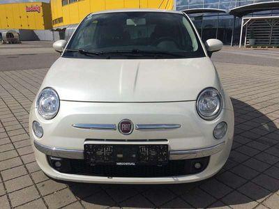 gebraucht Fiat 500 1.2 Klein-/ Kompaktwagen