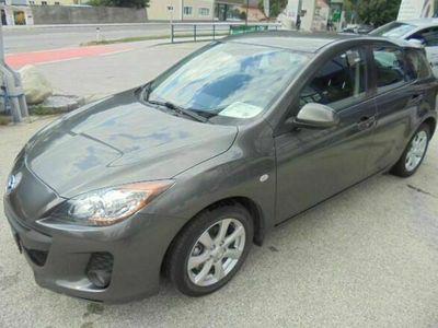 gebraucht Mazda 3 3Sport CD116 TX Navi Limousine