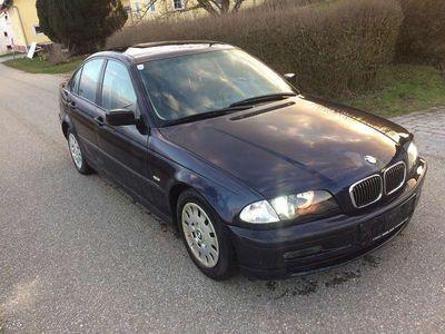 gebraucht BMW 320 3er-Reihe d Limousine,