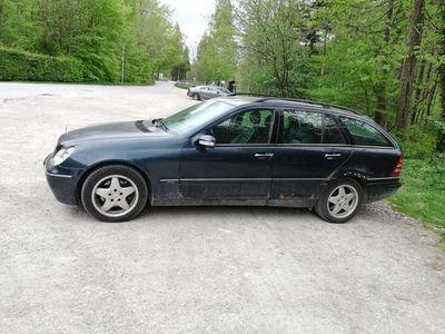 gebraucht Mercedes C270 T Elegance CDI Aut.
