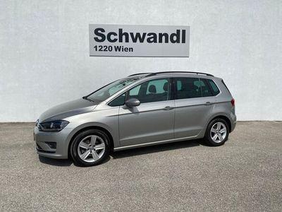 gebraucht VW Golf Sportsvan Highline BMT TDI DSG